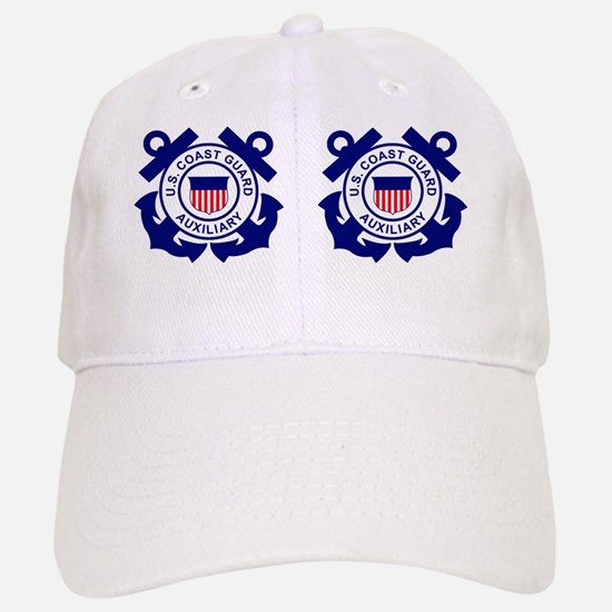 USCGAux-Mug.gif Baseball Baseball Cap