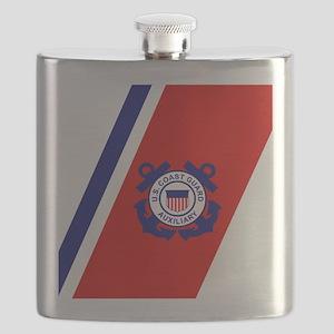 USCGAux-Racing-Stripe-Mousepad Flask