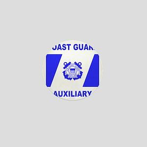 USCGAux-Black-Shirt-6 Mini Button