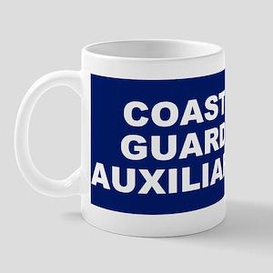 USCGAux-Rank-FSO-BSticker Mug