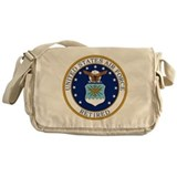 Usaffp Canvas Messenger Bags