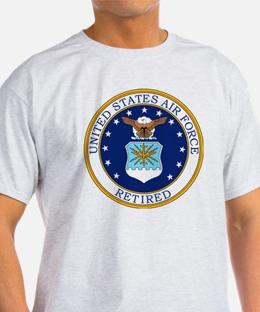 USAF-Retired-Bonnie.gif T-Shirt