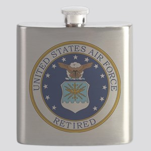 USAF-Retired-Bonnie Flask