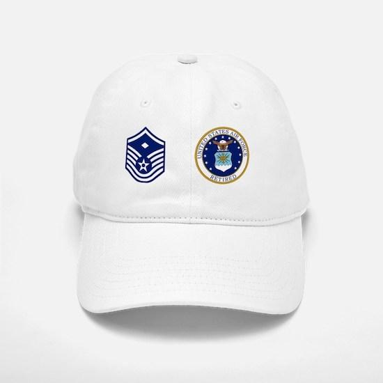 USAF-Retired-1SgtE7-Mug.gif Baseball Baseball Cap