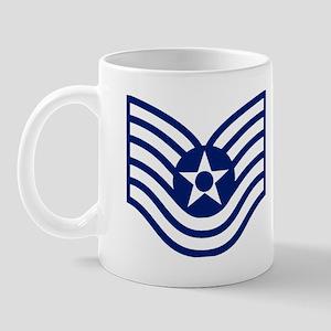 USAF-Retired-TSgt-Mug Mug