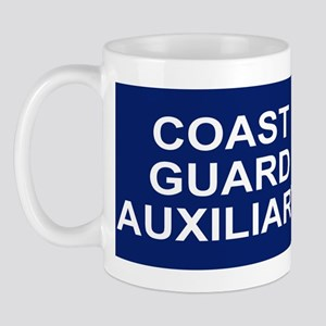USCGAux-Rank-DSO-BumperSticker Mug