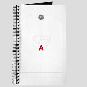 USCGAux-Rank-DVC-Black-Shirt Journal