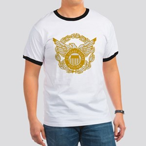 USCGAux-Black-Shirt-7X Ringer T