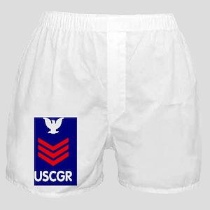 USCGR-PO1-Journal-X Boxer Shorts