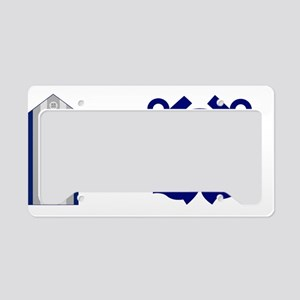 USCGAux-Rank-DCO-Mug License Plate Holder