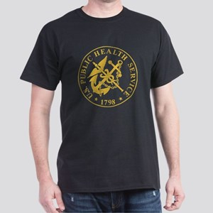 USPHS-Black-Shirt-4 Dark T-Shirt