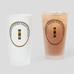USCG-CWO2-Circle-1... Drinking Glass