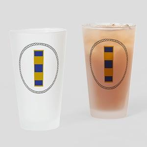 USCG-CWO2-Circle-XX... Drinking Glass