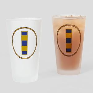USCG-CWO2-Circle-X... Drinking Glass
