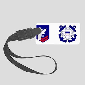 USCG-SK2-Mug Small Luggage Tag