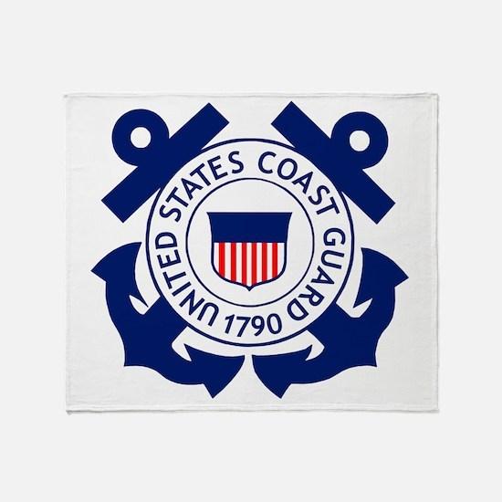 Delete-USCG-Logo-2-X.gif Throw Blanket