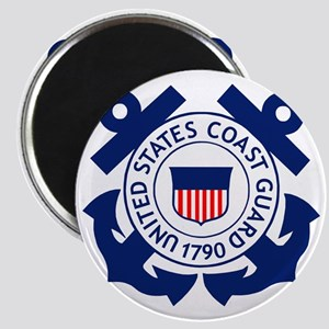 Delete-USCG-Logo-2-X Magnet
