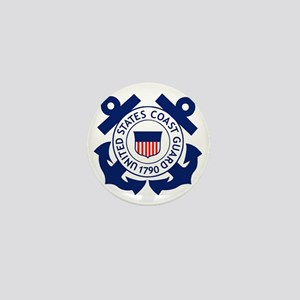 Delete-USCG-Logo-2-X Mini Button