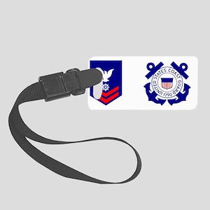 USCG-QM2-Mug Small Luggage Tag