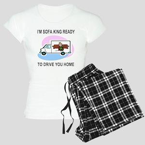 Sofa-King-Movers-Underwear- Women's Light Pajamas