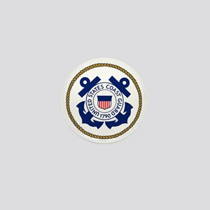 USCG-Logo-3-Chief Mini Button