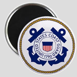 USCG-Logo-3-Chief Magnet