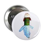 """Zucchini Baby 2.25"""" Button (100 pack)"""