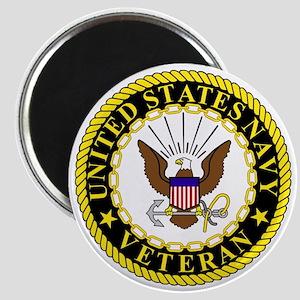 Navy-Veteran-Bonnie-2 Magnet