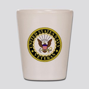 Navy-Veteran-Bonnie-2 Shot Glass