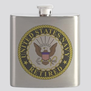Navy-Retired-Bonnie-2 Flask