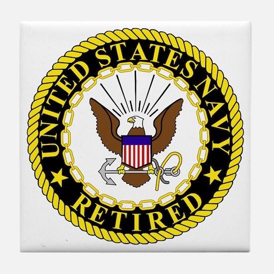 Navy-Retired-Bonnie-2.gif Tile Coaster