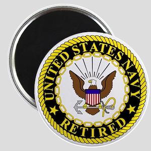 Navy-Retired-Bonnie-2 Magnet