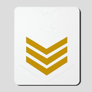 Navy-PO1-Black-Shirt-G Mousepad