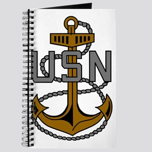 Navy-CPO-Anchor-Subdued Journal