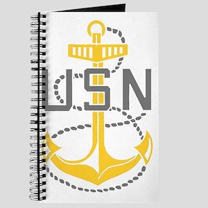 Navy-CPO-Black-Shirt-A Journal