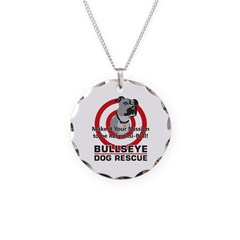 Mission Responsi-Bull Necklace