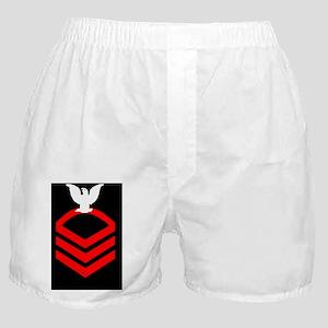 Navy-CPO-Tile-2 Boxer Shorts