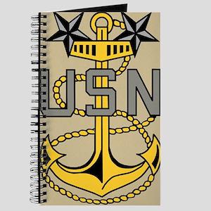 Navy-MCPO-Tile-Khaki Journal