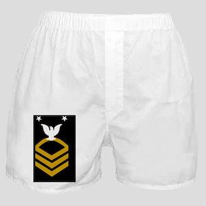 Navy-MCPO-Journal Boxer Shorts