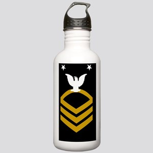 Navy-MCPO-Journal Stainless Water Bottle 1.0L