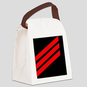USNR-FN-BSticker Canvas Lunch Bag