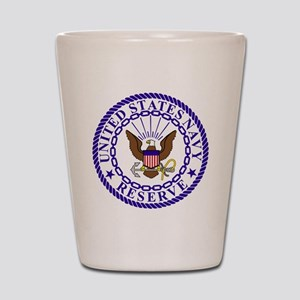 USNR-Logo-Bonnie-4-Blue Shot Glass