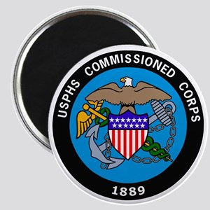 USPHS-Commissioned-Corps-Logo-Bonnie Magnet