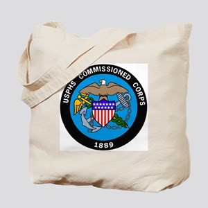 USPHS-Commissioned-Corps-Logo-Bonnie Tote Bag