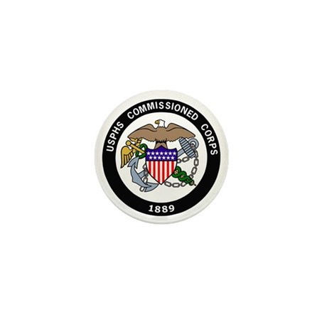USPHS-Commissioned-Corps-White.gif Mini Button