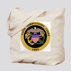 USPHS-Commissioned-Corps-Gold Tote Bag