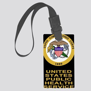 USPHS-Corps-Journal-X Large Luggage Tag
