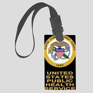 USPHS-Corps-Mousepad Large Luggage Tag