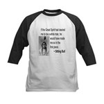 Sitting Bull Kids Baseball Jersey