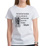 Sitting Bull Women's T-Shirt
